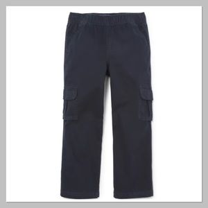 THE CHILDREN'S PLACE Boys Slim Cargo Pants NWOT